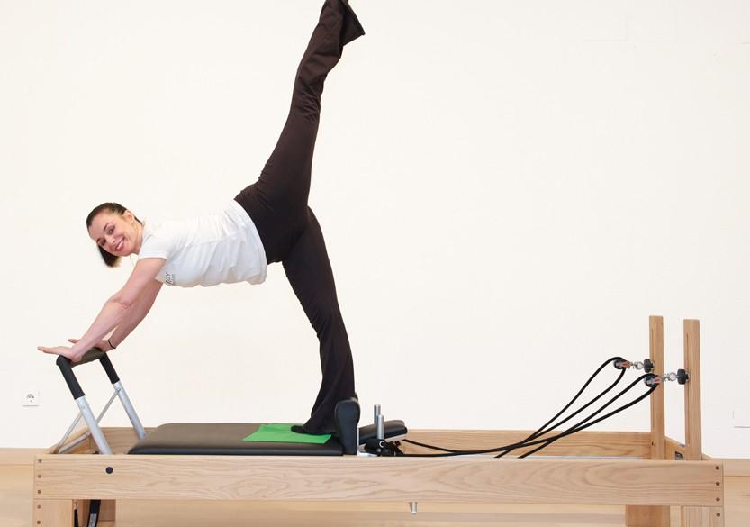 Pilates, una gran actividad